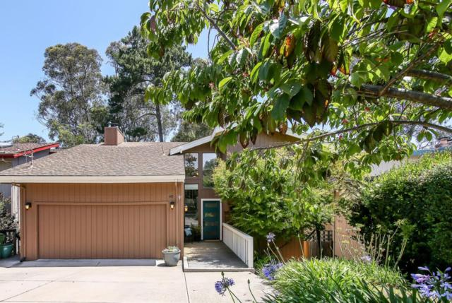 411 Townsend Dr, Aptos, CA 95003 (#ML81707887) :: Strock Real Estate