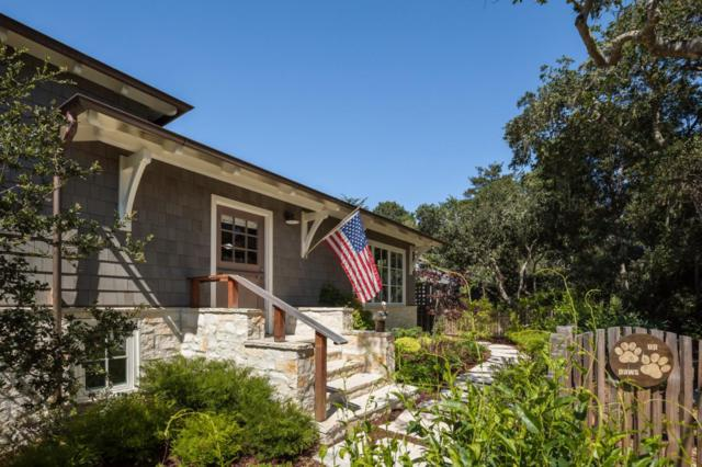 0 NE Corner Of Forest & 7th Avenue, Carmel, CA 93921 (#ML81715626) :: The Warfel Gardin Group
