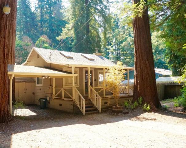 710 Robinhoods Holw, Boulder Creek, CA 95006 (#ML81717226) :: The Warfel Gardin Group