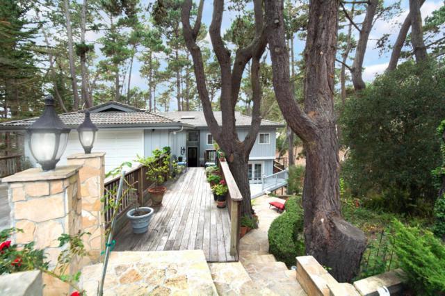 4196 Sunridge Rd, Pebble Beach, CA 93953 (#ML81720571) :: Strock Real Estate