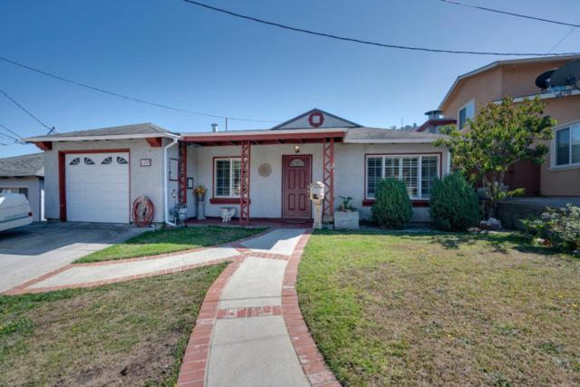 1253 Hillside Blvd, South San Francisco, CA 94080 (#ML81724436) :: Strock Real Estate