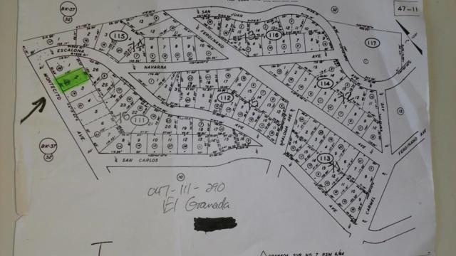 Montecito, El Granada, CA 94018 (#ML81725096) :: The Kulda Real Estate Group