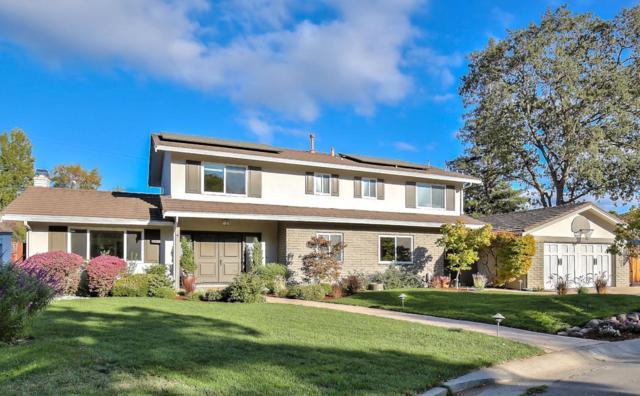 751 Alvina Ct, Los Altos, CA 94024 (#ML81726175) :: The Gilmartin Group