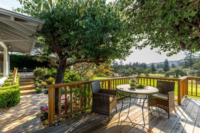 99 Pasatiempo Dr, Santa Cruz, CA 95060 (#ML81726921) :: The Kulda Real Estate Group