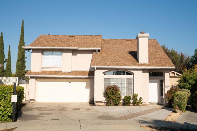 1449 Suzay Ct, San Jose, CA 95122 (#ML81728368) :: The Kulda Real Estate Group