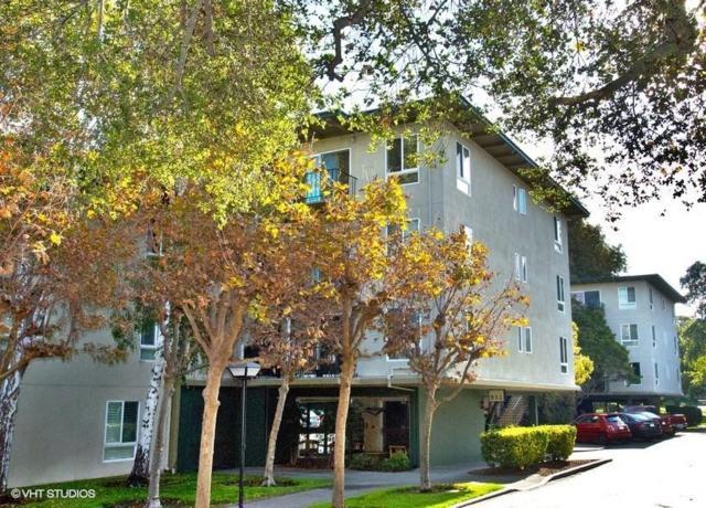 932 Peninsula Ave 403, San Mateo, CA 94401 (#ML81728381) :: The Warfel Gardin Group