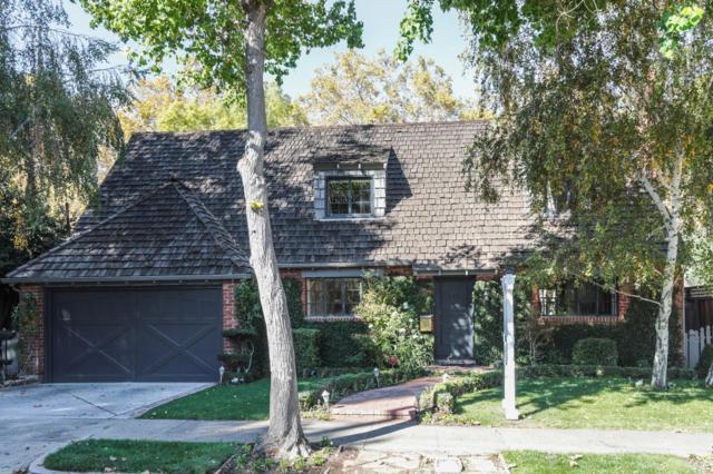 1317 Mildred Ave, San Jose, CA 95125 (#ML81728815) :: Julie Davis Sells Homes