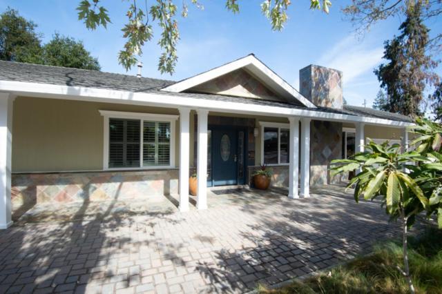 695 Berry Ave, Los Altos, CA 94024 (#ML81729786) :: Brett Jennings Real Estate Experts