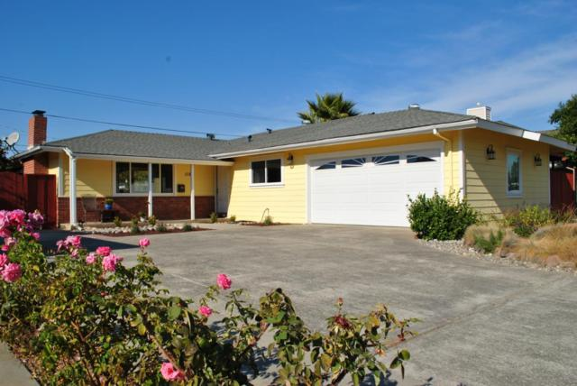 1165 Holmes Ave, Campbell, CA 95008 (#ML81729892) :: The Warfel Gardin Group