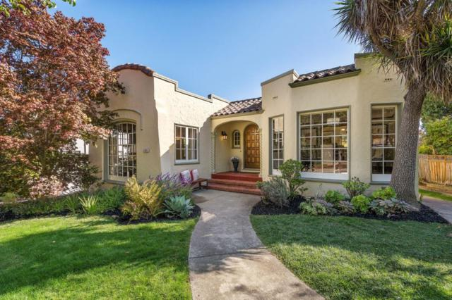 2305 Adeline Dr, Burlingame, CA 94010 (#ML81730464) :: The Gilmartin Group