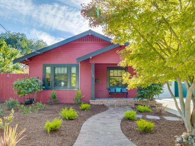 1141 W Dana St, Mountain View, CA 94041 (#ML81730590) :: The Warfel Gardin Group