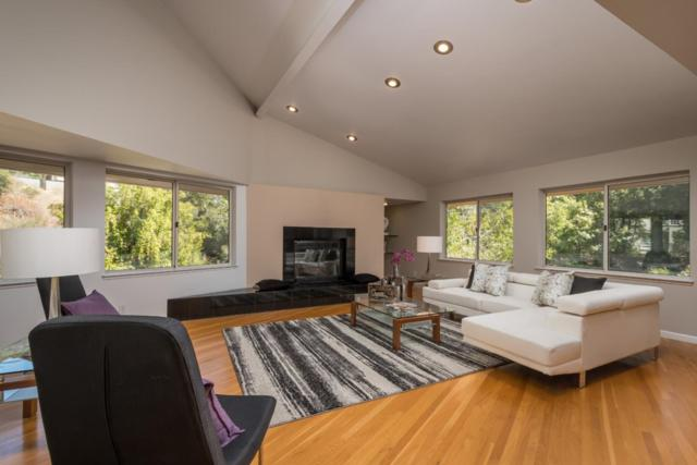 15 Crystal Springs Ter, Hillsborough, CA 94010 (#ML81733799) :: Strock Real Estate