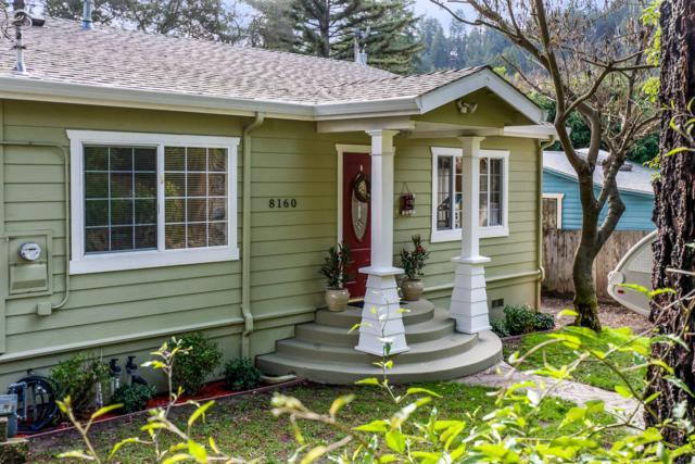 8160 Glen Arbor Rd, Ben Lomond, CA 95005 (#ML81734456) :: Julie Davis Sells Homes