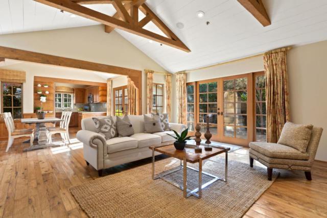 0 Casanova 3 Sw Of 12th, Carmel, CA 93921 (#ML81737268) :: The Kulda Real Estate Group