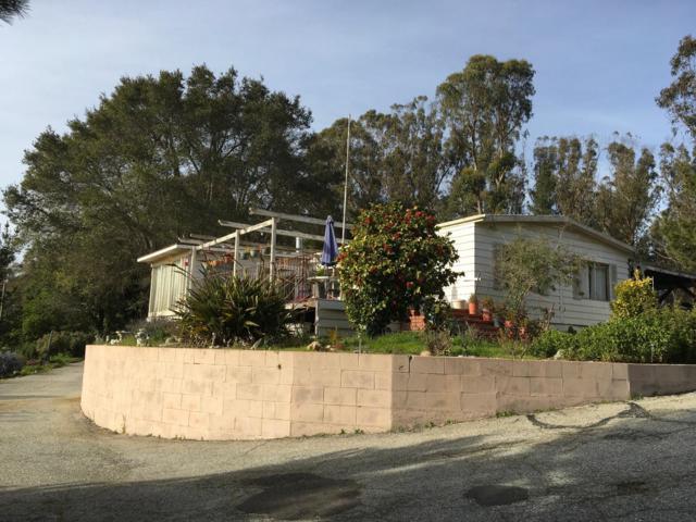 2855 Rancho Rea Rd, Aromas, CA 95004 (#ML81739697) :: The Realty Society