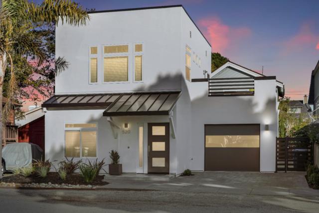520 Alta Loma Ln, Santa Cruz, CA 95062 (#ML81740368) :: Strock Real Estate