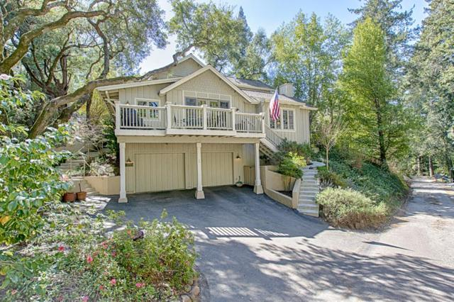1 Manzanita Ave, Mount Hermon, CA 95041 (#ML81741259) :: The Kulda Real Estate Group