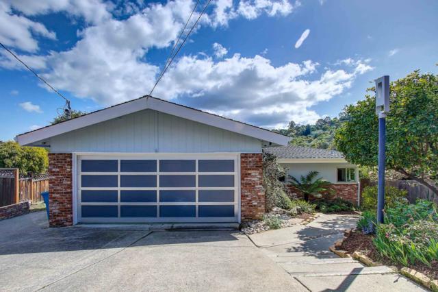 35 Granite Ct, San Carlos, CA 94070 (#ML81743733) :: The Warfel Gardin Group