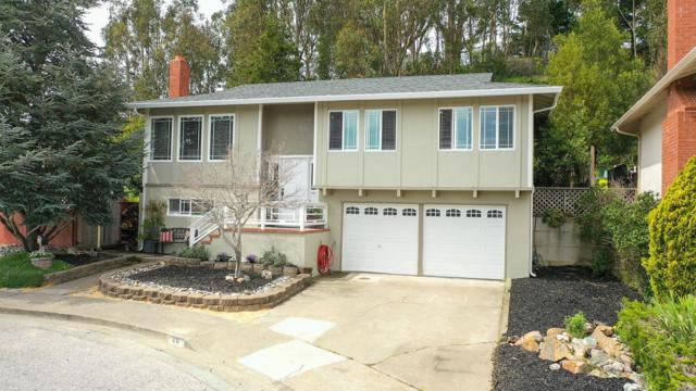 26 Spruce Ct, Pacifica, CA 94044 (#ML81745613) :: Strock Real Estate