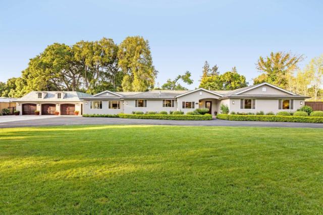 338 Greenoaks Dr, Atherton, CA 94027 (#ML81746076) :: Strock Real Estate