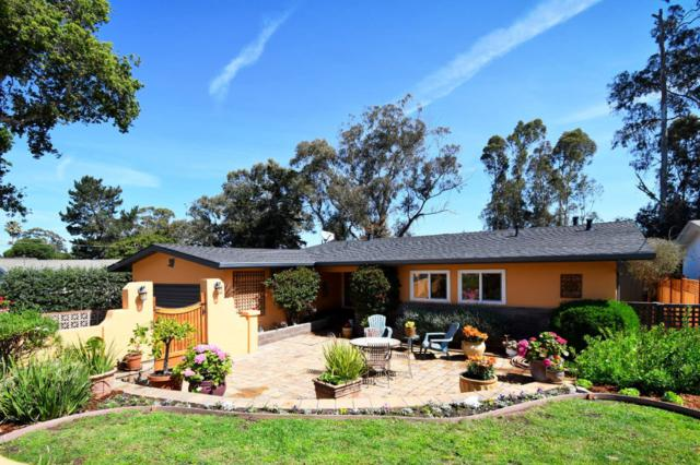 25 Ralston Dr, Monterey, CA 93940 (#ML81747013) :: Strock Real Estate