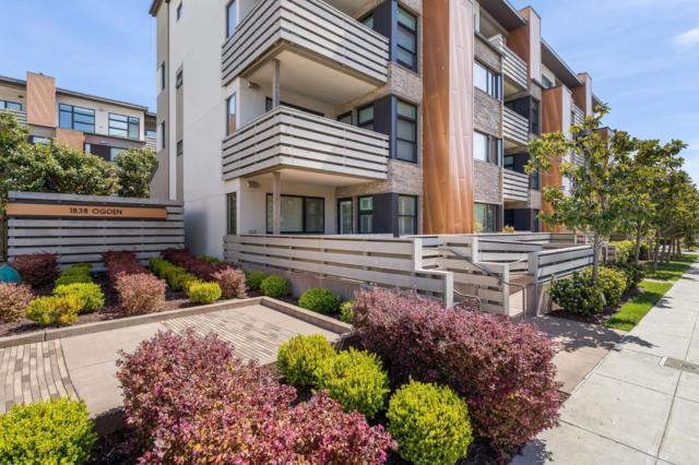 1838 Ogden Dr 108, Burlingame, CA 94010 (#ML81747815) :: Strock Real Estate