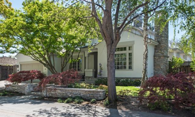 1131 Hobart St, Menlo Park, CA 94025 (#ML81748046) :: Strock Real Estate