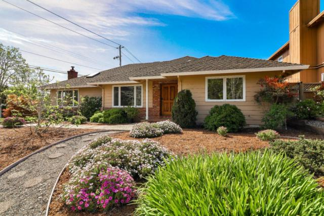 101 Quarry Ln, Santa Cruz, CA 95060 (#ML81748221) :: The Realty Society