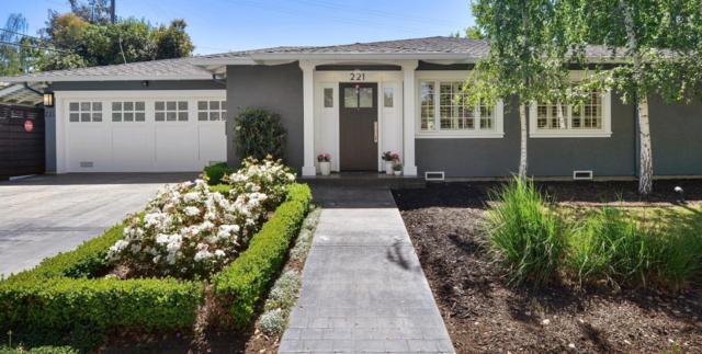 221 Laurel St, Menlo Park, CA 94025 (#ML81750157) :: The Warfel Gardin Group