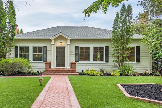 160 Pepper Ave, Burlingame, CA 94010 (#ML81752735) :: Strock Real Estate