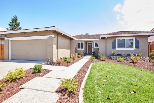834 Seabury Dr, San Jose, CA 95136 (#ML81753503) :: Live Play Silicon Valley