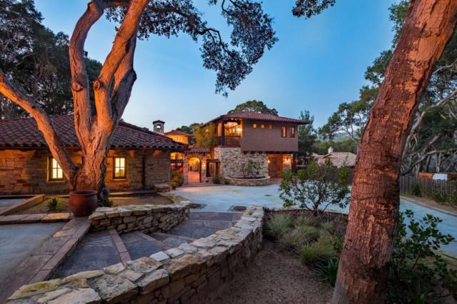 7030 Valley Knoll Rd, Carmel, CA 93923 (#ML81754079) :: Strock Real Estate