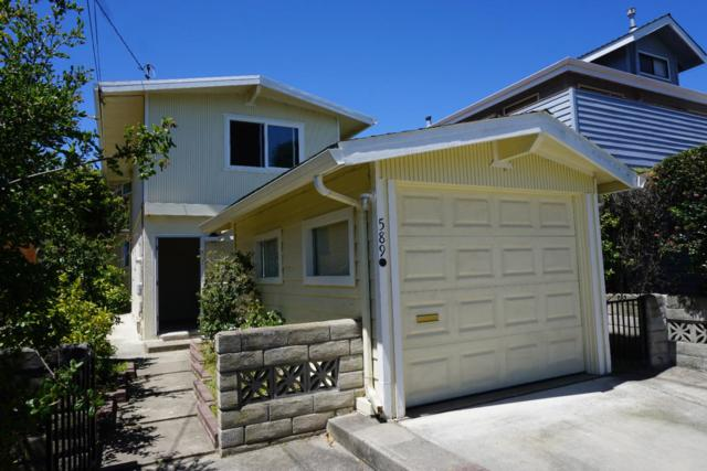 589 Newton St, Monterey, CA 93940 (#ML81755657) :: Strock Real Estate