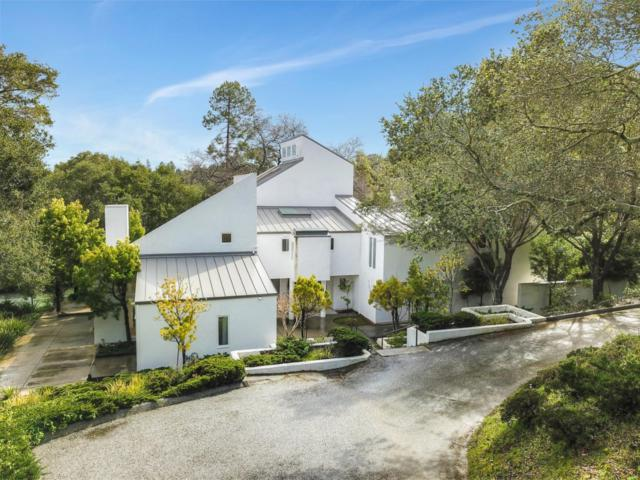 115 Robin Rd, Hillsborough, CA 94010 (#ML81756104) :: The Kulda Real Estate Group