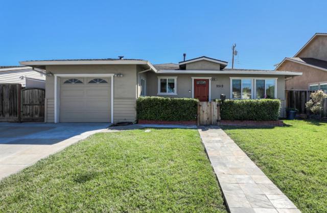 2512 Painted Rock Dr, Santa Clara, CA 95051 (#ML81756484) :: The Goss Real Estate Group, Keller Williams Bay Area Estates