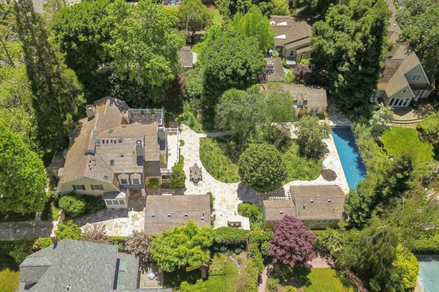 1025 Lincoln Ave, Palo Alto, CA 94301 (#ML81757429) :: Strock Real Estate
