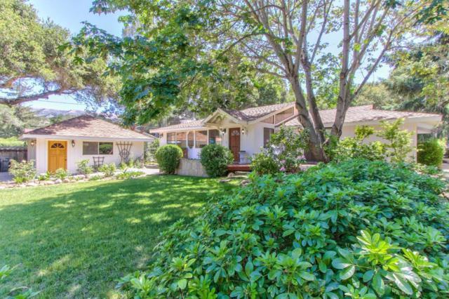 10 Upper Circle, Carmel Valley, CA 93924 (#ML81761273) :: Strock Real Estate