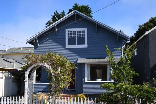 1271 4th St, Monterey, CA 93940 (#ML81761664) :: Maxreal Cupertino