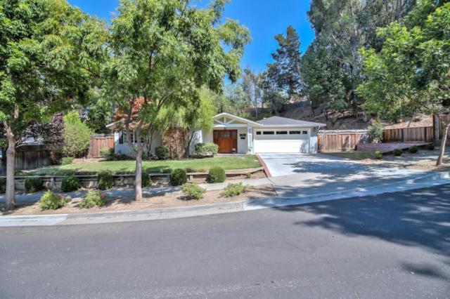 241 Arroyo Grande Way, Los Gatos, CA 95032 (#ML81764374) :: The Realty Society