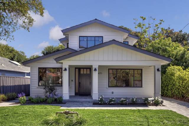 471 Pepper Ave, Palo Alto, CA 94306 (#ML81769148) :: Live Play Silicon Valley