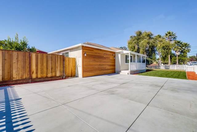 155 Wisteria Dr, East Palo Alto, CA 94303 (#ML81773230) :: Strock Real Estate