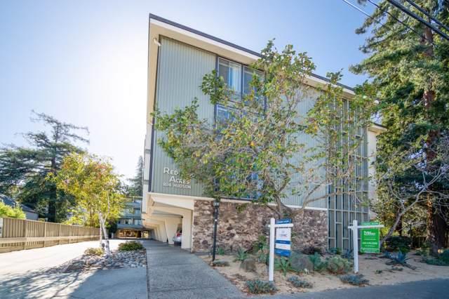1614 Hudson St 310, Redwood City, CA 94061 (#ML81773929) :: The Realty Society