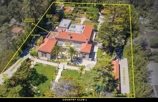 1868 Floribunda Ave, Hillsborough, CA 94010 (#ML81774413) :: The Gilmartin Group