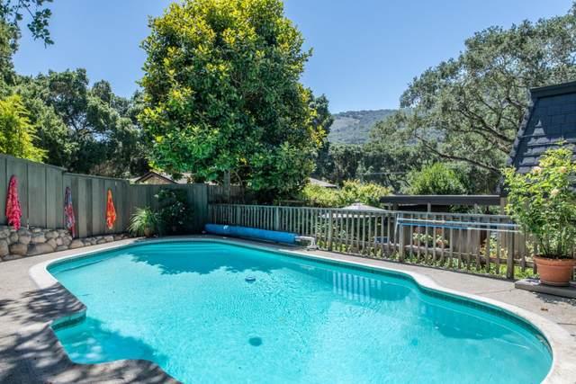 13 Paso Cresta, Carmel Valley, CA 93924 (#ML81775892) :: Strock Real Estate