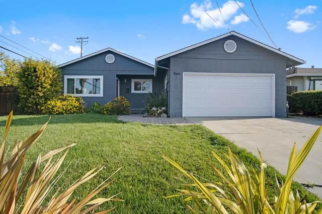 964 Alla Ave, Concord, CA 94518 (#ML81782801) :: Strock Real Estate