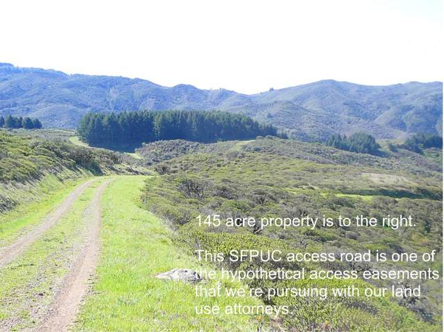 0 Weiler Ranch Rd, Pacifica, CA 94044 (#ML81784288) :: The Sean Cooper Real Estate Group