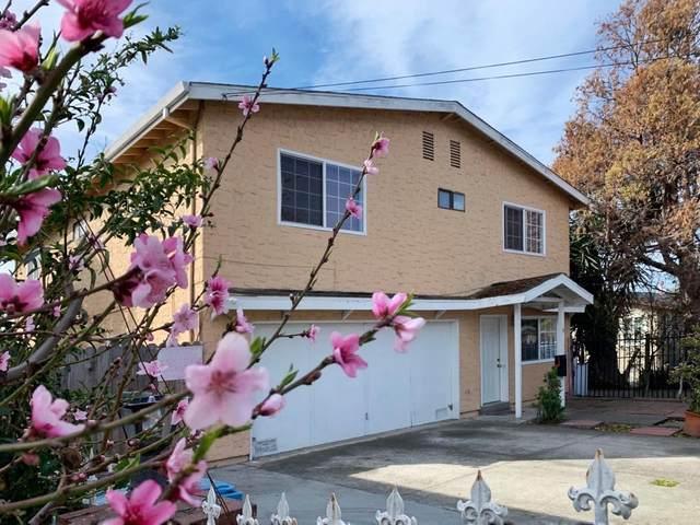 14 Buchanan Ct, East Palo Alto, CA 94303 (#ML81785633) :: Live Play Silicon Valley