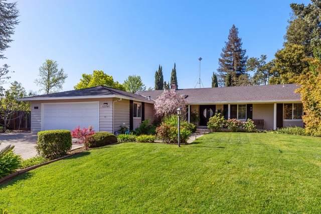 12795 Rodoni Ct, Saratoga, CA 95070 (#ML81787094) :: The Goss Real Estate Group, Keller Williams Bay Area Estates