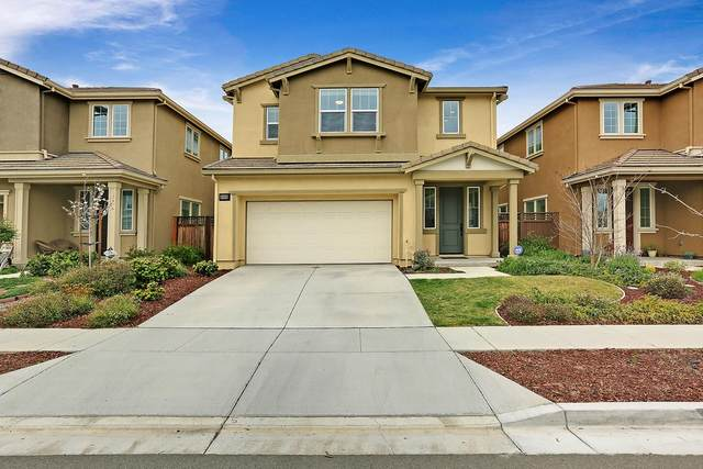 6009 Allium Pl, Newark, CA 94560 (#ML81787394) :: The Kulda Real Estate Group