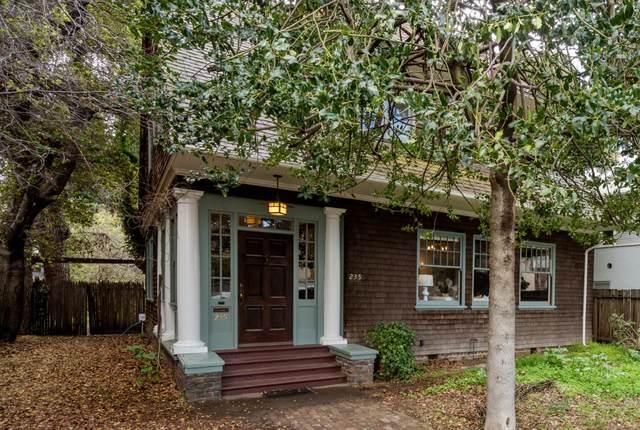 235 N Ellsworth Ave, San Mateo, CA 94401 (#ML81790270) :: The Kulda Real Estate Group